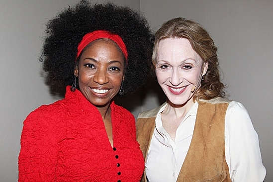 Miscast - Adriane Lenox and Jan Maxwell