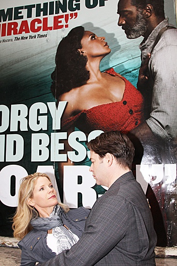 Nice Work If You Can Get It – Norm and Audra Visit – Kelli O'Hara – Matthew Broderick