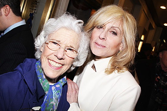 The Best Man – Opening Night – Frances Sternhagen - Judith Light