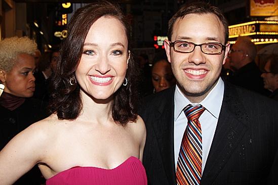 The Best Man – Opening Night – Melissa van der Schyff – Nicholas Stimler