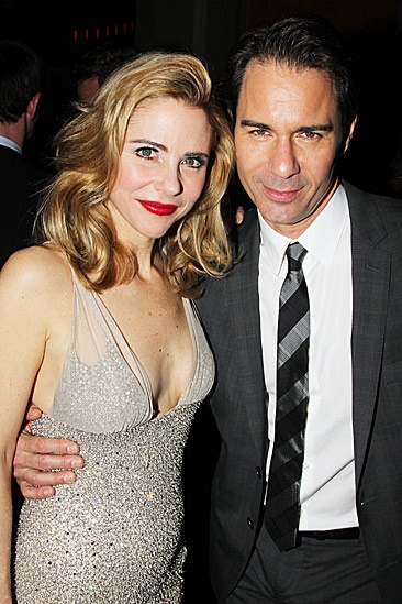 The Best Man – Opening Night – Kerry Butler – Eric McCormack