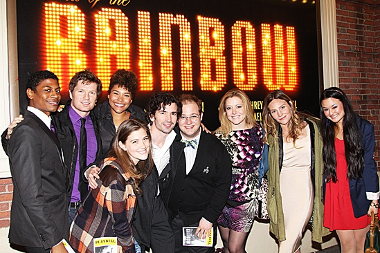 End of the Rainbow - Opening - Hair Cast