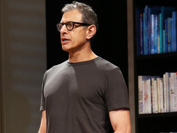 Show Photos - Seminar - Jeff Goldblum