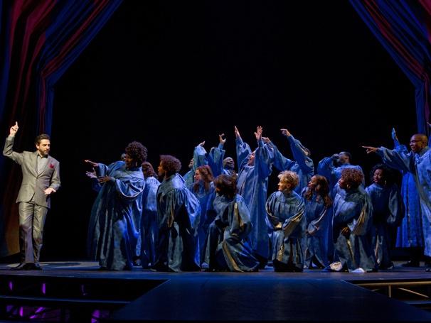 Show Photos - Leap of Faith - Raul Esparza