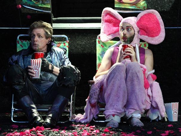 Show Photos - A Midsummer Night's Dream - Anthony Heald - Taylor Mac