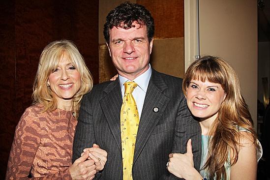 2012 Tony Brunch – Judith Light – Michael Cumpsty – Celia Keenan-Bolger