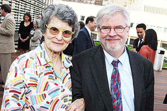 Claire Tow Theater Celebration- Mary Louise Wilson – Christopher Durang