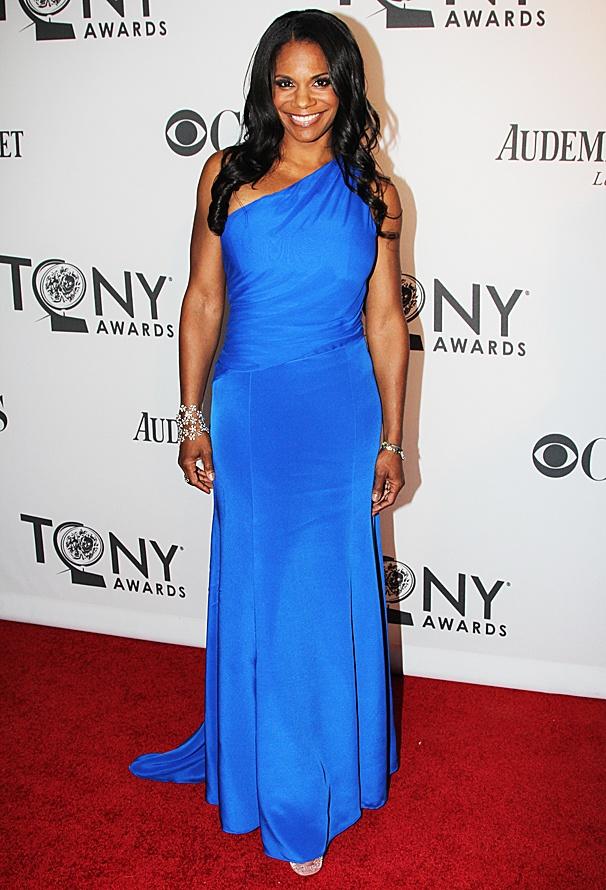 2012 Tonys Best Dressed Women – Audra McDonald