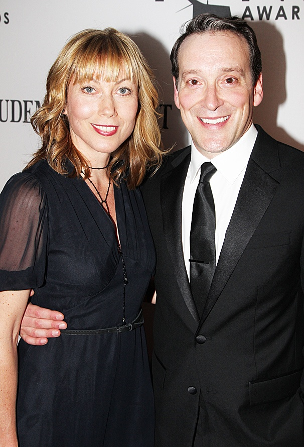 2012 Tony Award Best Pairs- Nina Hellman- Jeremy Shamos