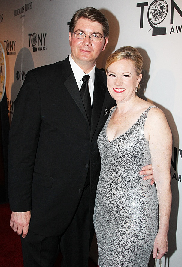 2012 Tony Award Best Pairs- Kathleen Marshall – Scott Landis