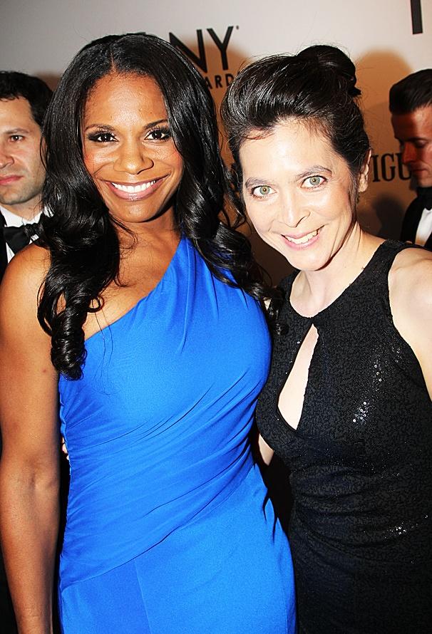 2012 Tony Award Best Pairs- Audra McDonald- Diane Paulus