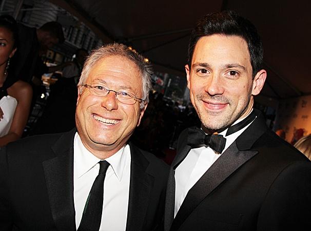 2012 Tony Awards – Extras – Alan Menken – Steve Kazee
