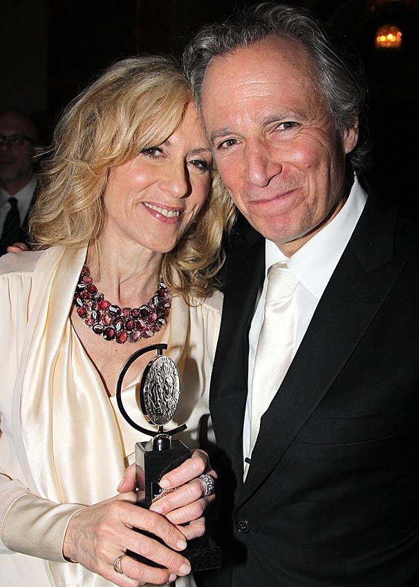 2012 Tony Ball – Judith Light – Robert Desiderio
