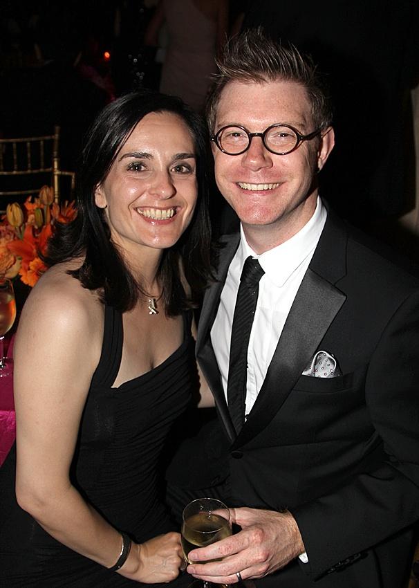 2012 Tony Ball – Grant Olding – wife Nicola