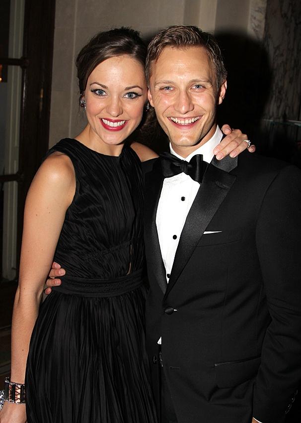 2012 Tony Ball – Laura Osnes – Nathan Johnson