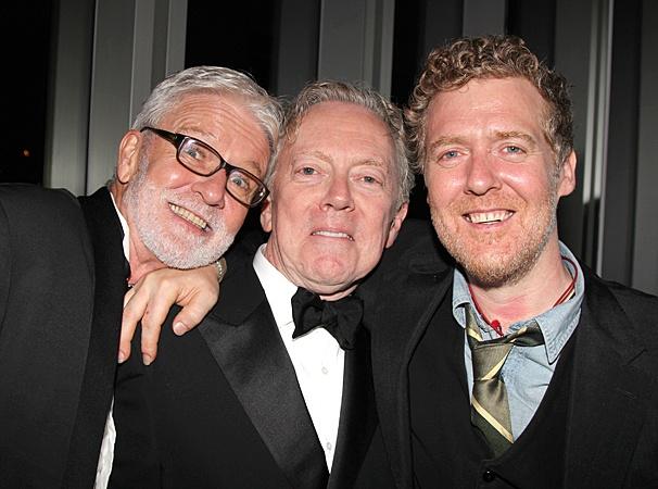 Once Tony party – John N. Hart Jr. – Bob Crowley – Glen Hansard