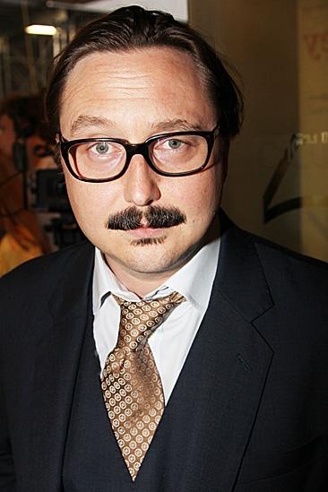 Harvey - Opening Night – John Hodgman