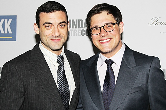 Harvey - Opening Night – Morgan Spector – Rich Sommer