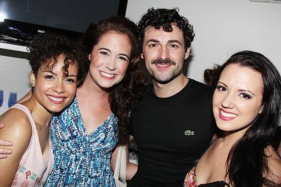 Evita- Sydney Morton- Emily Mechler- Max von Essen- Rachel Potter