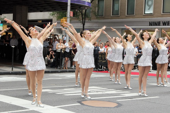 Radio City – Christmas in August- Rockettes