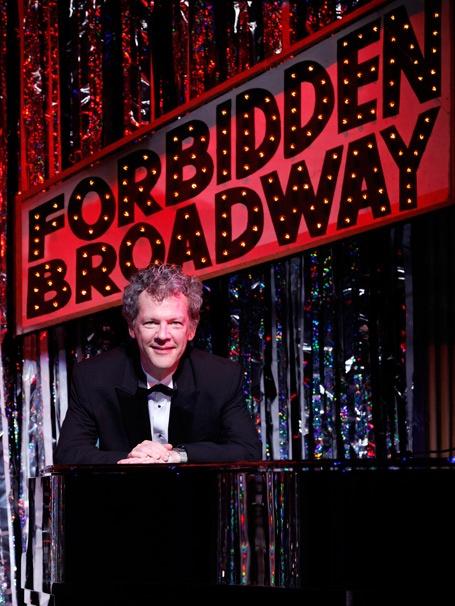 Show Photos - Forbidden Broadway: Alive & Kicking - David Caldwell