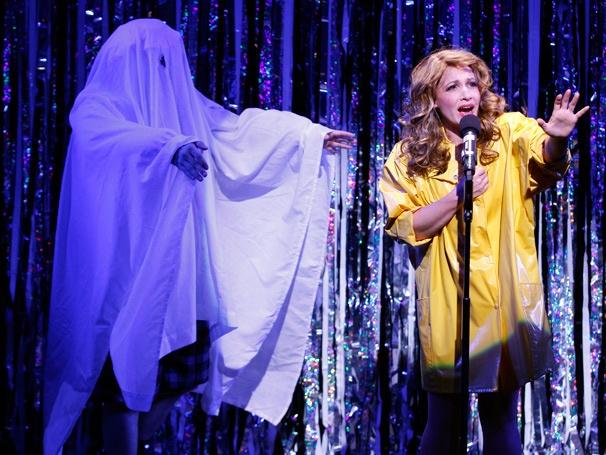 Show Photos - Forbidden Broadway: Alive & Kicking - Marcus Stevens - Jenny Lee Stern
