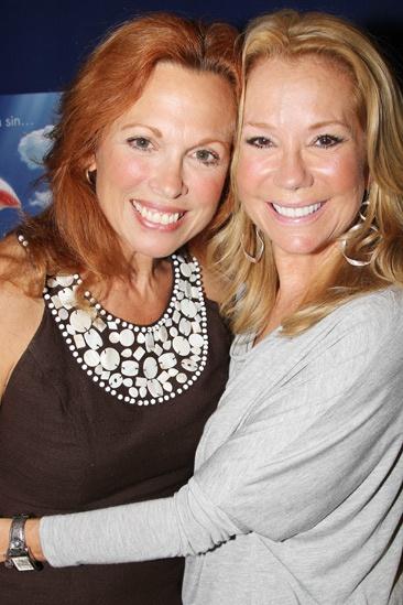 'Scandalous' Press Event — Kathie Lee Gifford – Carolee Carmello