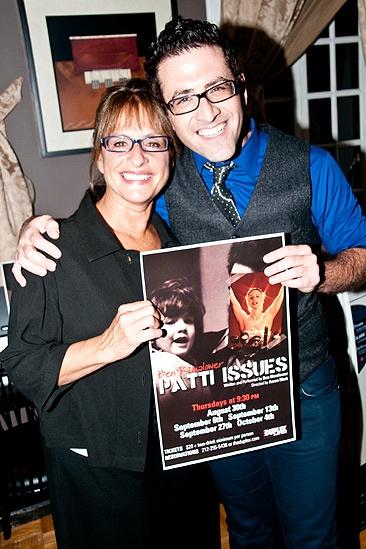Patti Issues- Patti LuPone- Ben Rimalower