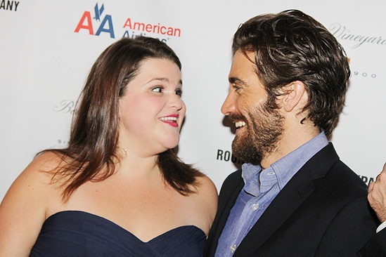 f There Is I Haven't Found It Yet – Opening Night – Annie Funke – Jake Gyllenhaal