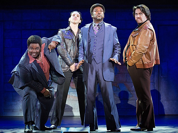 Sister Act - tour - Charles Barksdale - Ernie Pruneda - Kingsley Leggs - Todd A. Horman
