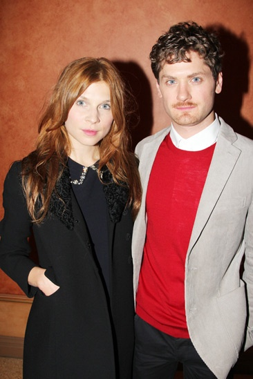 'Cyrano de Bergerac' Opening Night — Clemence Poesy — Kyle Soller