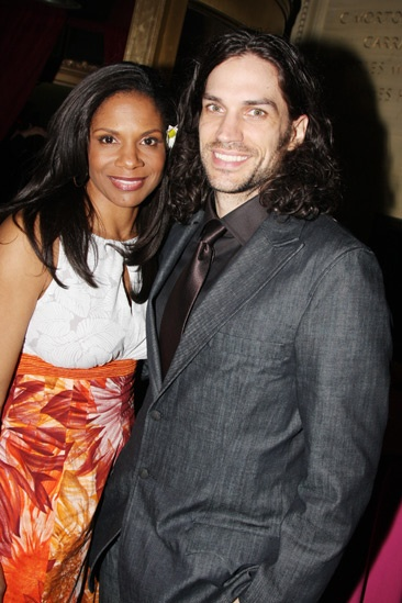 Audra McDonald & Will Swenson Love Timeline – Hair Broadway opening