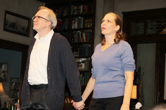 Who's Afraid of Virginia Woolf – Opening Night – Tracy Letts – Amy Morton