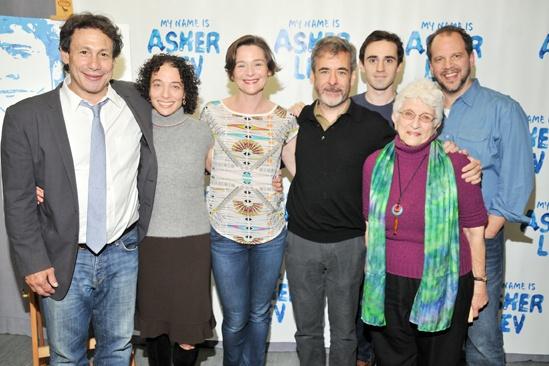 My Name is Asher Lev- Gordon Edelstein- Naama Potok- Jenny Bacon- Mark Nelson- Ari Brand- Adena Potok- Aaron Posner