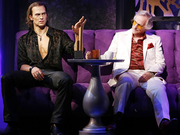 Show Photos - The Performers - Cheyenne Jackson - Henry Winkler