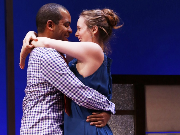 Show Photos - The Performers - Daniel Breaker - Alicia Silverstone