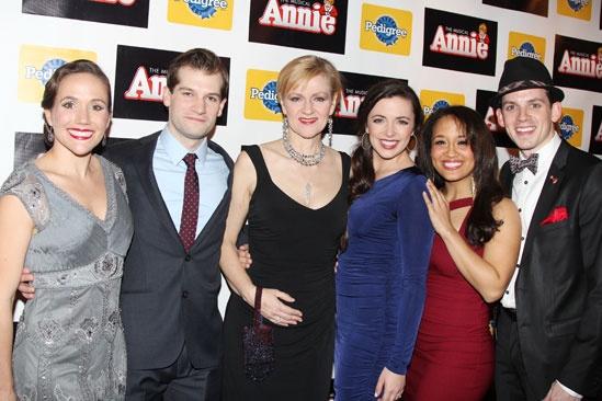Annie-Amanda Lea LaVergne- Ryan VanDenBoom-Jane Blass- Desi Oakley- Ashley Blanchet- David Rossetii