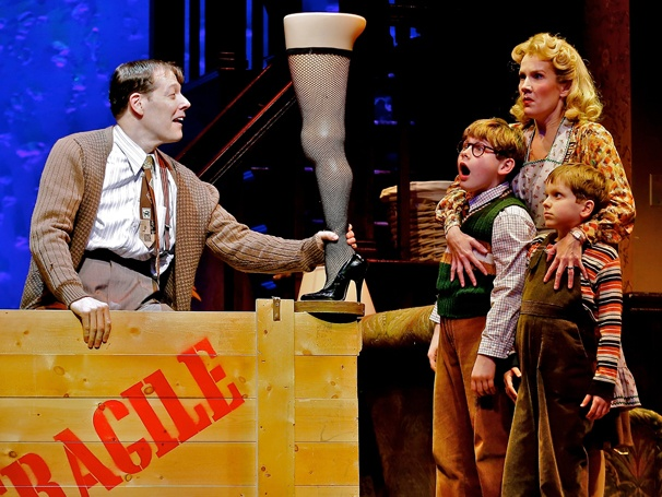 Johnny Rabe Biography | Broadway in Atlanta