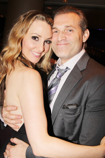 'Mystery of Edwin Drood' Opening Night — Shannon Lewis —Marc Kudisch