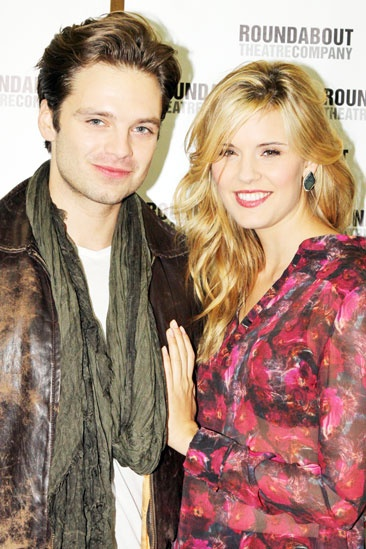 'Picnic' Meet and Greet — Sebastian Stan — Maggie Grace