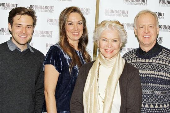 'Picnic' Meet and Greet — Ben Rappaport — Elizabeth Marvel — Ellen Burstyn — Reed Birney