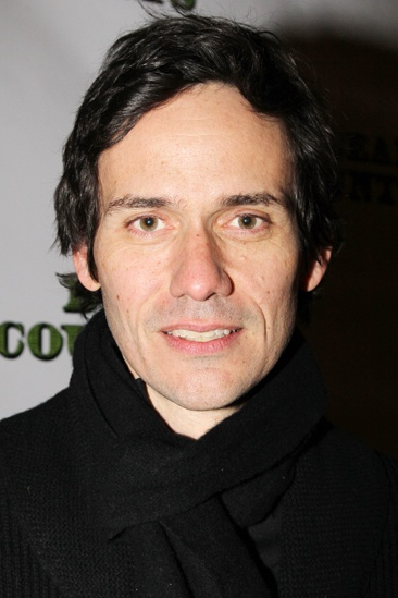 'Dead Accounts' Opening Night — Christian Camargo
