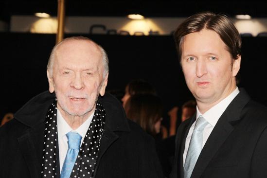 Les Miserables London premiere – Herbert Kretzmer – Tom Hooper