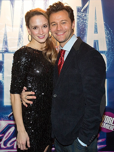 Flashdance national tour opening night - Emily Padgett - Matthew Hydzik