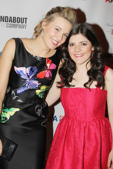 'Picnic' Opening Night — Maggie Grace — Madeleine Martin