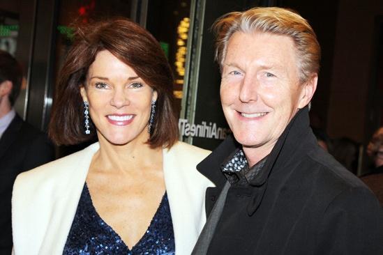 'Picnic' Opening Night — Carolyn McCormick — Byron Jennings