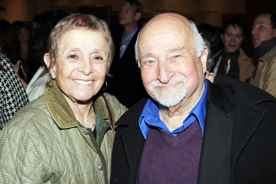 Actors Fund Benefit for Kathi Moss – Patricia Birch – Mario Fratti