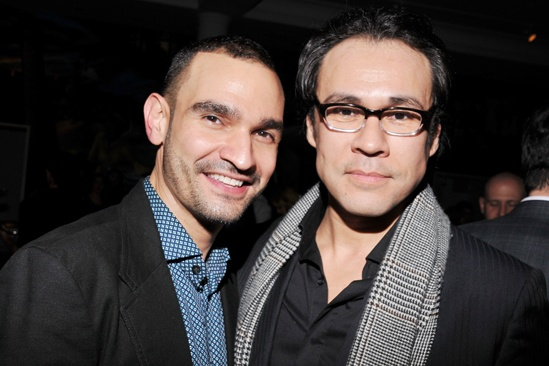 In The Heights Reunion Concert — Javier Munoz — Michael Balderrama