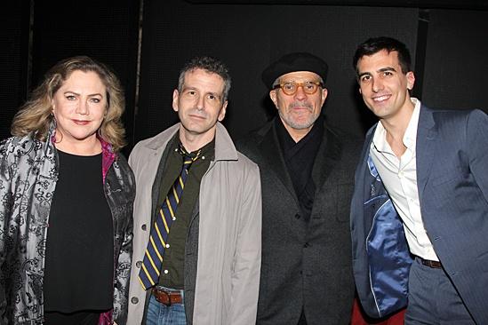 Really Really- Kathleen Turner- David Cromer –David Mamet- Paul Downs Colaizzo