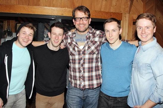 Dogfight – Cast Recording – F. Michael Haynie – Nick Blaemire – James Moye – Adam Halpin – Steven Booth